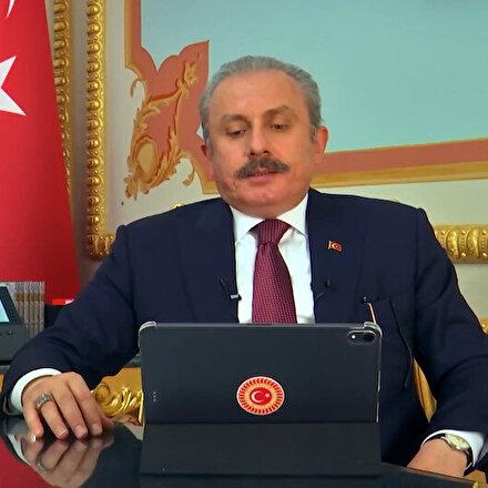 Meclis Başkanı Şentop, TRTnin Ev Yapımı dizisine konuk olacak