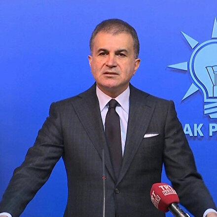AK Parti Sözcüsü Çelik: Güney Kıbrısta Köprülü Camiinin yakılmak istenmesini kınıyoruz