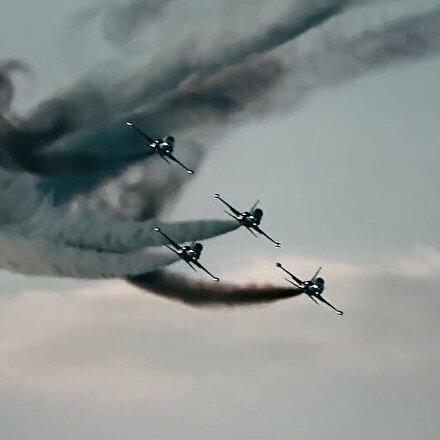 MSBden, Hava Kuvvetleri Komutanlığının 109uncu kuruluş yılına özel paylaşım