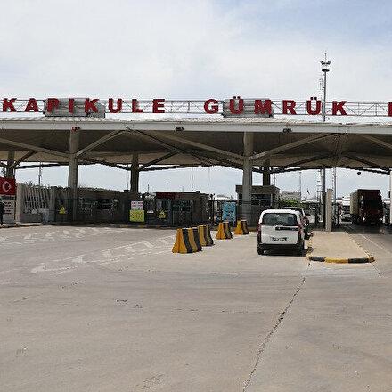 Türkiyede ilk 'Randevulu Sanal Sıra Sistemi': Pilot bölge olarak Kapıkule'de başlayacak