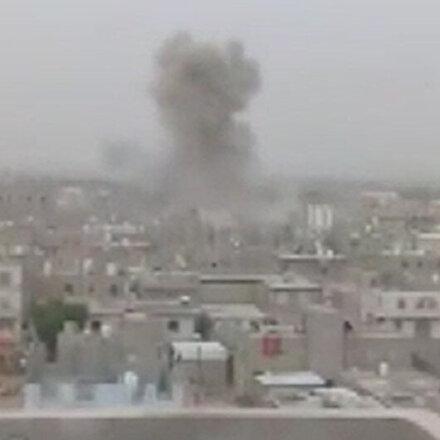 Yemende yerleşim yerine balistik füze saldırısı