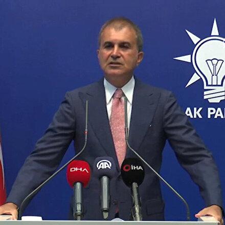 AK Parti sözcüsü Çelikten sosyal medyada gündem olan wayfair açıklaması: Güvenlik birimlerimiz, adliyelerimiz inceleyecektir