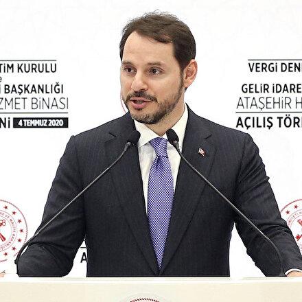 Bakan Albayraktan önemli açıklamalar: Türkiye en az etkilenen ülkelerden olacak