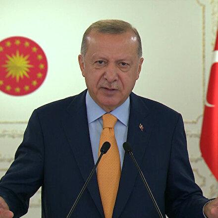 Cumhurbaşkanı Erdoğanın İsrail Büyükelçisine salon terk ettiren konuşması: Kudüste...