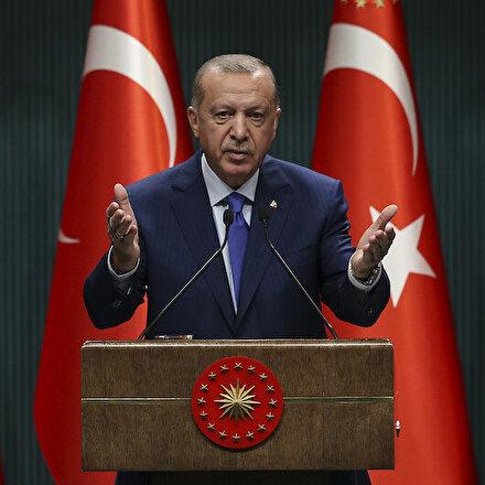 Cumhurbaşkanı Erdoğan duyurdu: 5. ve 9. sınıflar 2 Kasımda yüz yüze eğitime başlıyor