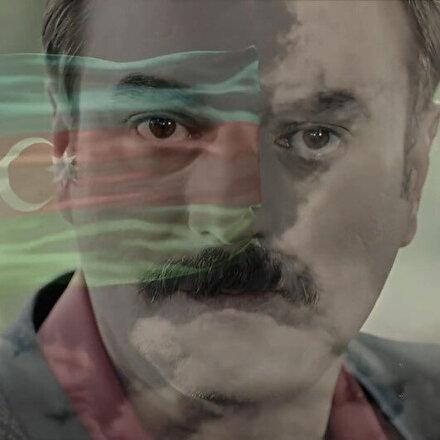 Kalk Gidelim dizisindeki Azerbaycan hassasiyeti büyük beğeni topladı