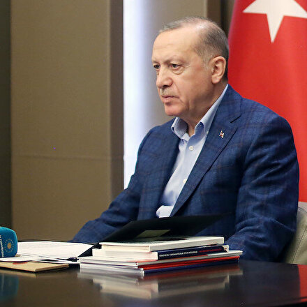 Varlık Fonu Yönetim Kurulu toplandı: Cumhurbaşkanı Erdoğan başkanlık yaptı