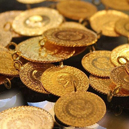 Kapalıçarşıda altın fiyatları: Çeyrek altın 791 lira oldu