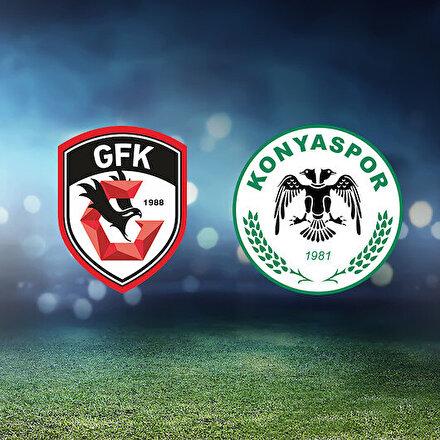 Gaziantep FK-Konyaspor