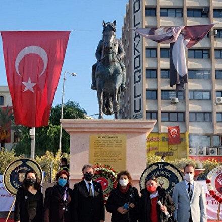İzmir'e yeni Atatürk heykeli