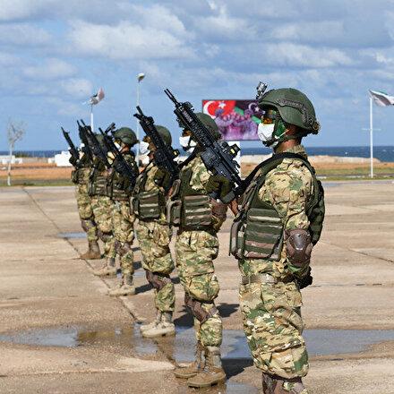 Türk Silahlı Kuvvetlerinin Libya ordusuna yönelik askeri eğitimi ilk mezunlarını verdi