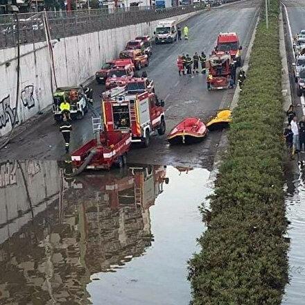 İtalyada sel felaketi: 3 kişi öldü