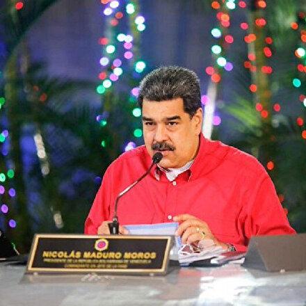 Venezuela lideri Maduro canlı yayında telefon numarasını paylaştı