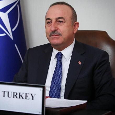 Dışişleri Bakanı Çavuşoğlu NATO Dışişleri Bakanları Toplantısına katıldı