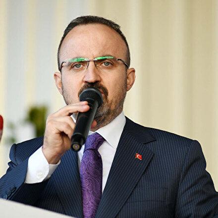 AK Parti Milletvekili Turan: Bunlar Özala, Menderese de diktatör dedi. Mesele Erdoğan değil