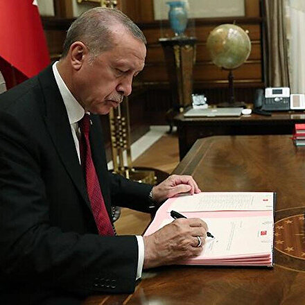 Cumhurbaşkanı Erdoğanın imzasını taşıyan 2021 Yılı Yatırım Programı Resmi Gazetede yayımlandı