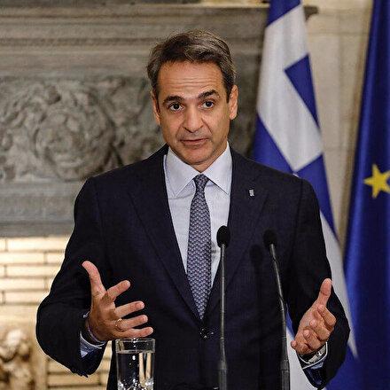 Yunanistan Başbakanı Miçotakis: Türkiye ile sorunları çözemezsek uluslararası mahkemeye gideriz