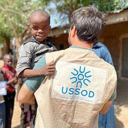 USSOD uluslararası sosyal sorumluluk derneği Nijeryada Şehit Eren Bülbül Yetim Eğitim Merkezi açtı