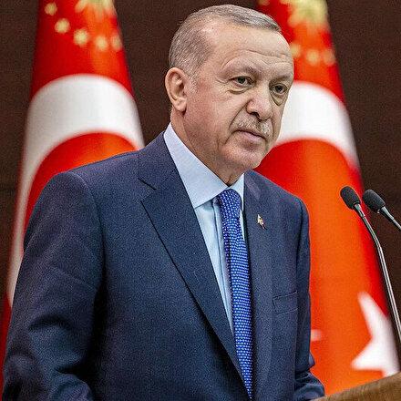 Cumhurbaşkanı Erdoğandan kadına şiddete sert kınama