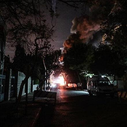 İsrailde patlama ve roket alarmı duyuldu