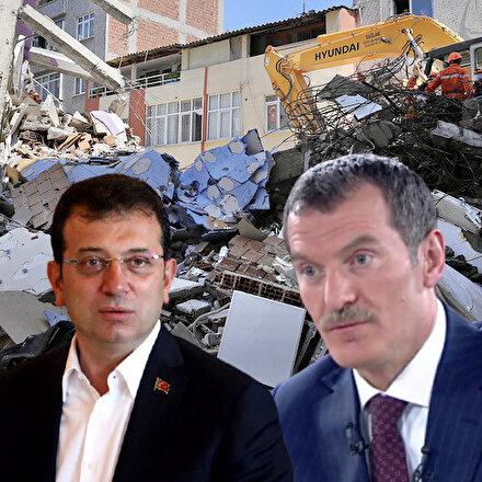 Zeytinburnu Belediye Başkanı Arısoydan İmamoğlunun çarpıtmasına yanıt: Dönüşüm yaptınız de engel çıkaran mı oldu?