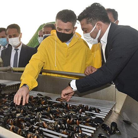 Tarım ve Orman Bakanı Pakdemirliden kıyı balıkçılarına ödeme müjdesi