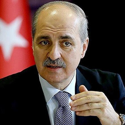 AK Parti Genel Başkanvekili Kurtulmuş: Dünya vahşet makinesine dönmüş İsraili durdurmalıdır