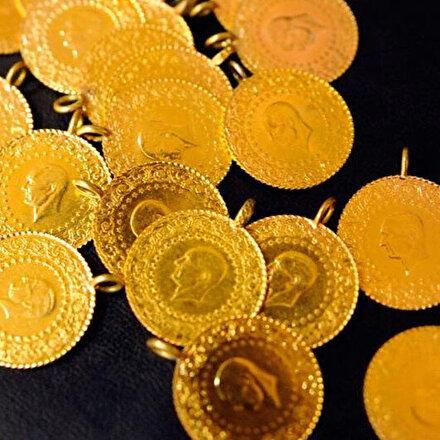 Kapalıçarşıda çeyrek altın 790 liradan satıldı