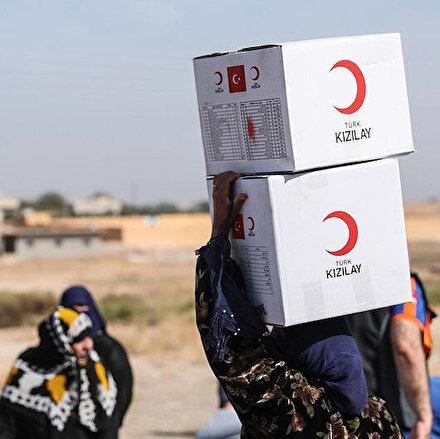Kızılaydan Kudüs ve Gazzeye yardım eli: Acil ilaç ve tıbbi malzemeler teslim edildi