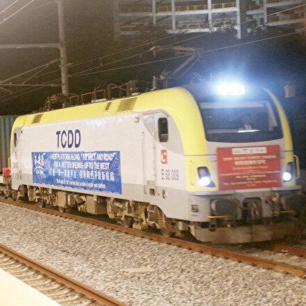 Marmaraydan 875 trenle 370 bin ton yük geçti: Ticaretin kalbi oldu