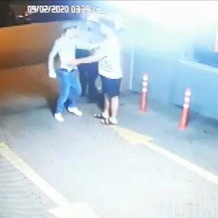 Kadıköyde polisin bıçaklandığı olayın görüntüleri ortaya çıktı