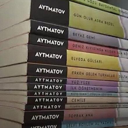 Cengiz Aytmatovun tüm eserleri Ketebe Yayınları çatısı altında toplanacak
