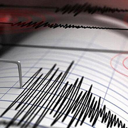Muğlada 5,3 büyüklüğünde deprem