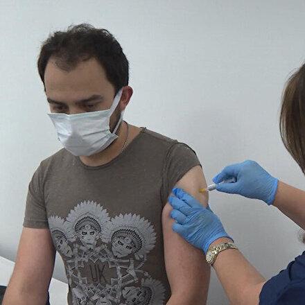 Yerli aşı TURKOVAC gönüllülere uygulanıyor: Önceki çalışmalar oldukça etkin olduğunu gösteriyor