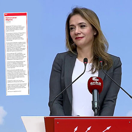 Yedi ay sonra aynı senaryo: CHPli İlgezdinin otel iddialarına TRTden bir kez daha yalanlama