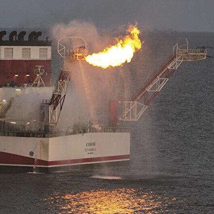 Karadeniz'de doğal gaz ateşi: Tehditlere aldırmadık