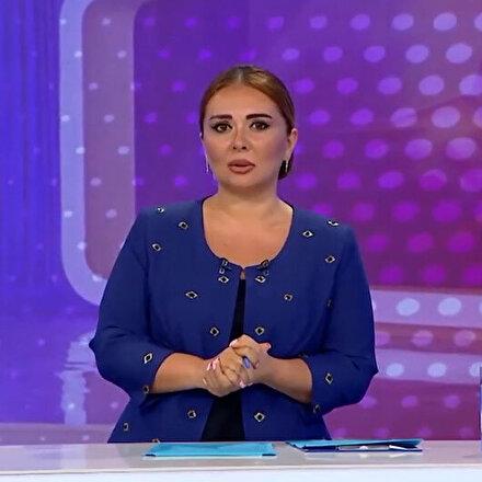Azerbaycanlı sunucu Azertaştan Türkiyeye destek mesajı: Sen güçlü ve mağlup edilmezsin Türkiyem