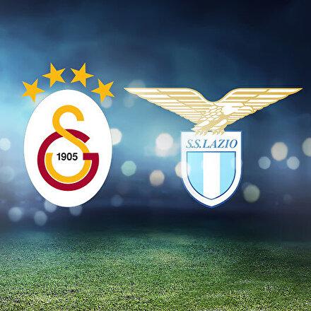 Galatasaray-Lazio