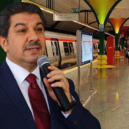 Tevfik Göksu İBBye metro için verilen borçlanma yetkisiyle ilgili konuştu: Engelleniyoruz diyen yalan söyler