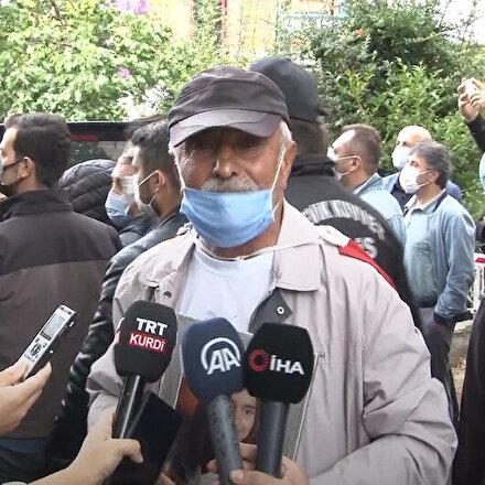 Evlat nöbeti tutan Laçinden HDPye sert tepki: Siz katilsiniz halkın partisi olamazsınız