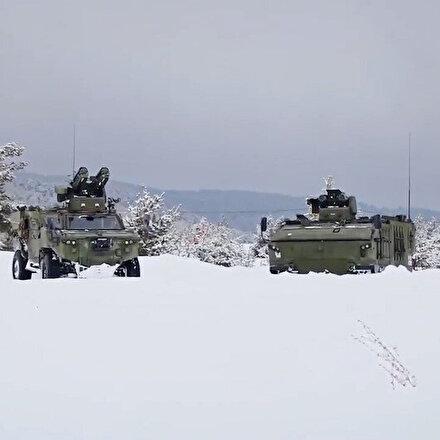 Tank avcıları Kaplan ve Pars araçlarının TSKya teslimatı sürüyor
