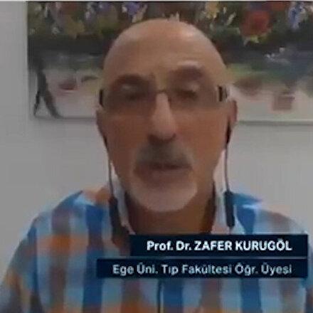 Prof. Dr. Zafer Kurugölden tartışma çıkaran iddia: Bebeklere yanlışlıkla korona aşısı yapıldı