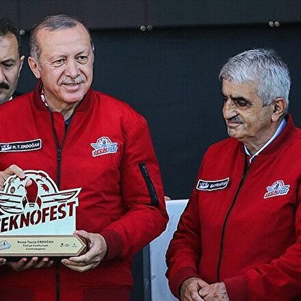 Cumhurbaşkanı Erdoğandan BAYKAR tesislerine taziye ziyareti