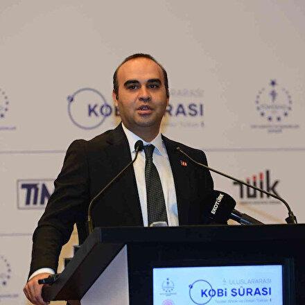 Sanayi ve Teknoloji Bakan Yardımcısı Mehmet Fatih Kacır: İHA'lar için birçok ülke sıraya girdi
