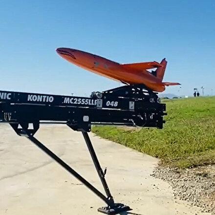 Yüksek hızlı hedef uçak sistemi Şimşek füzeye dönüştürüldü