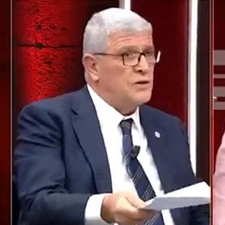 Millet İttifakında tezkere çatlağı: İYİ Partili Müsavat Dervişoğlundan CHP'nin durumu tartışılır çıkışı