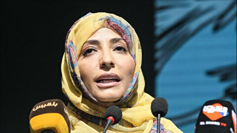 Yemeni Nobel peace laureate condemns Israeli attacks on Al-Aqsa Mosque