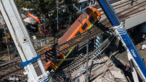 Death toll rises to 24 in Mexico metro crash