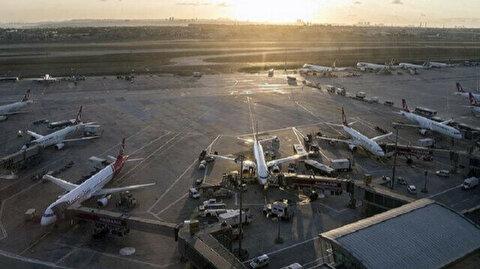 Turkey's air passenger traffic at 24M in January-April