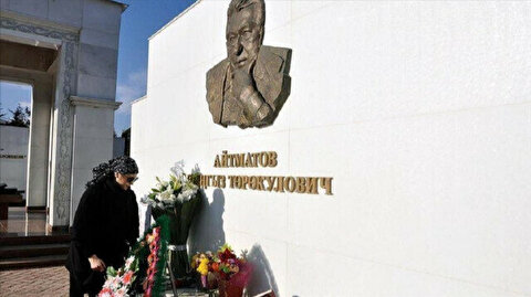 Famed Kyrgyz writer Aitmatov remembered on 13th death anniversary